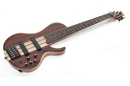 Ibanez BTB686SC NTF - Natural Flat - Bass Workshop
