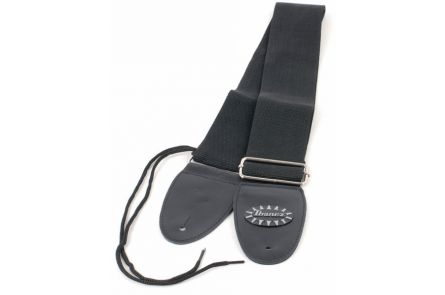 Ibanez GS60-BK Guitar Strap - Black
