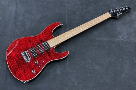 Suhr Modern Plus HSH CPR - Chili Pepper Red MN
