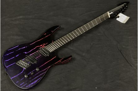 Ormsby Hypemachine 6 Black Friday FC - Black w/ Purple to Red Grain Fade