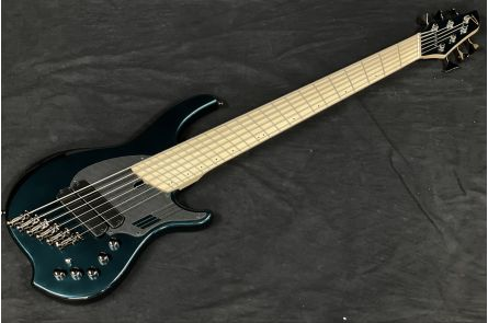 Dingwall NG2 Nolly Signature 6 BF - Black Forrest Green Gloss MN