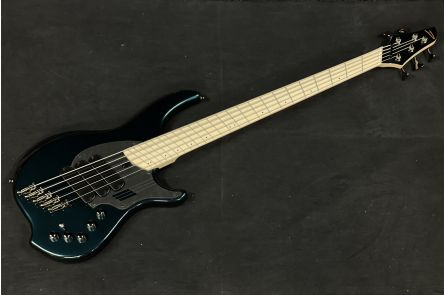 Dingwall NG3 Nolly Signature 5 BF - Black Forrest Green Gloss MN