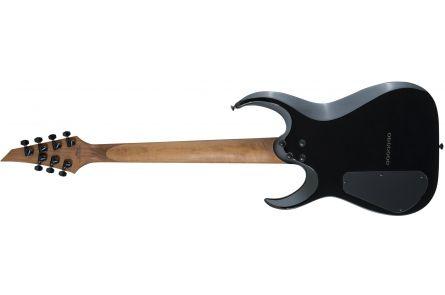 Jackson Pro Series Signature Misha Mansoor Juggernaut HT7P - Caramelized Maple Fingerboard - Black Burst Burl