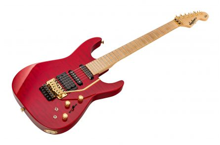 Jackson USA PC1 Phil Collen Signature - Red Rum