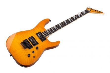 Jackson USA Custom Shop Soloist SL2H FMT - Caramel PV