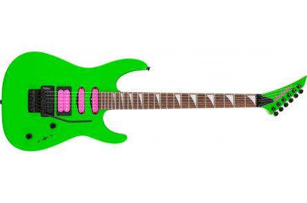Jackson X Series Dinky DK3XR HSS LRL Neon Green