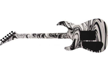 Jackson X Series Soloist SLX DX Swirl LRL Satin White Swirl