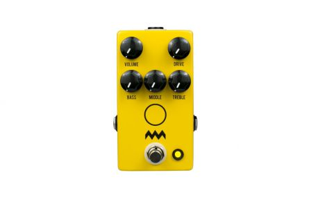 JHS Pedals Charlie Brown V4 - Overdrive