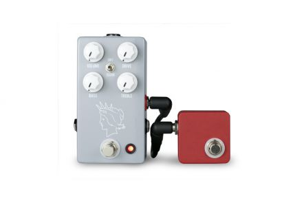 JHS Pedals Red Remote - Channel Switcher
