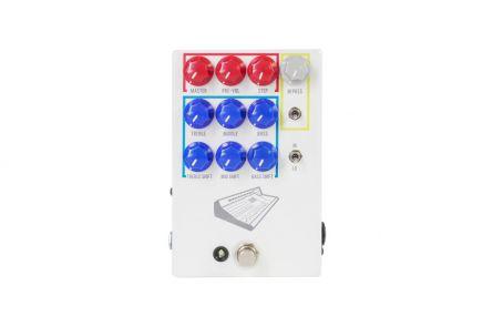 JHS Pedals Colour Box V2 - Preamp / EQ / DI-Box - 1x opened box