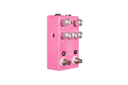 JHS Pedals Lucky Cat - Delay - Pink