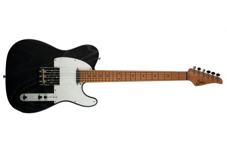 Suhr Modern T Andy Wood Signature SS WB - War Black MN