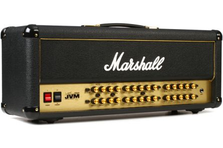 Marshall JVM410HJS Joe Satriani Signature 100 Watt Head