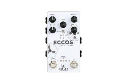 Keeley Eccos - Delay / Looper