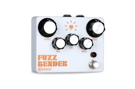 Keeley Fuzz Bender - Hybrid Fuzz