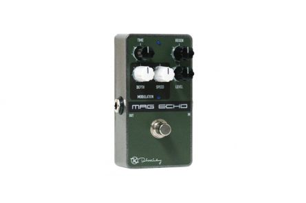 Keeley Magnetic Echo - Modulated Tape Delay