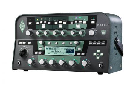 Kemper Profiler Head BK & Bag Bundle Set