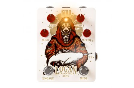 KMA Audio Machines Logan Desert - Limited Edition