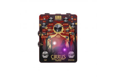 KMA Audio Machines Cirrus Spatial-Temporal Modifier - Delay / Reverb