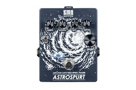 KMA Audio Machines Astrospurt Phaser - 1x opened box