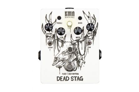 KMA Audio Machines Dead Stag Fuzz