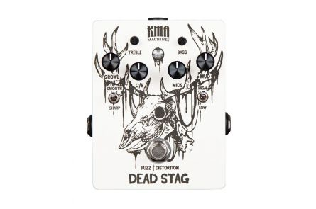 KMA Audio Machines Dead Stag Fuzz - b-stock (1x opened box)