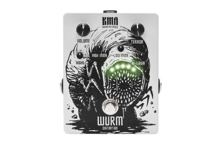 KMA Audio Machines Wurm Metal Distortion - 1x opened box
