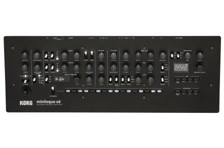 Korg Minilogue XD MODULE Analog Module Synthesizer