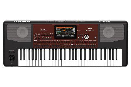 Korg Pa700 Arrangeur Keyboard 61 Keys