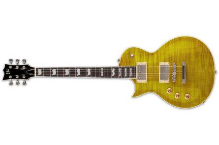 ESP Ltd Eclipse EC-256FM LD - Lemon Drop - Lefthand