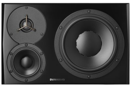 Dynaudio LYD-48 Black - Left - 1x opened box