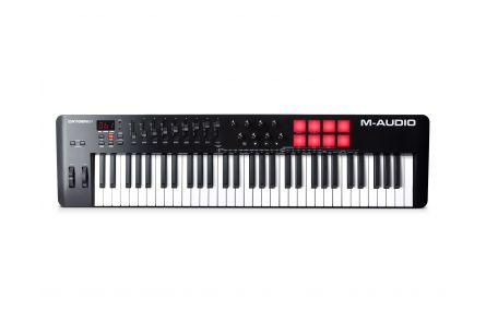 M-Audio Oxygen 61 MKV - USB MIDI Controller Keyboard