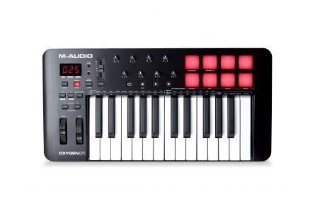 M-Audio Oxygen 25 MKV - USB MIDI Controller Keyboard