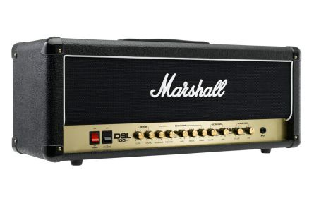 Marshall DSL100H 100 Watt Head