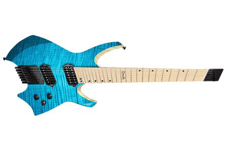 Ormsby Goliath GTR6 (Run 9) Headless Multiscale - Maya Blue - maple fb