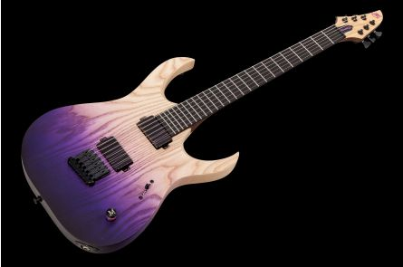 Mayones Duvell 6 Q John Browne Signature - Winter Heather