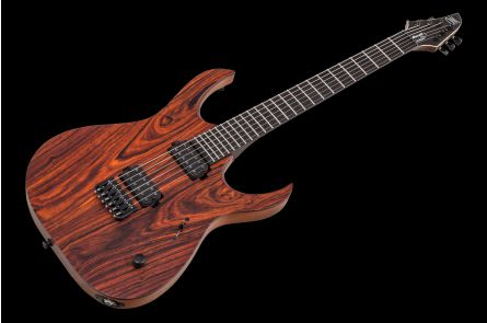 Mayones Duvell 6 MBC Kingwood - Trans Natural Satin