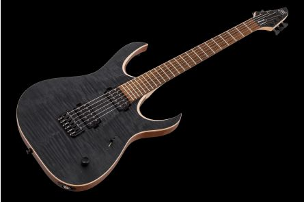 Mayones Duvell 6 - Trans Black Matt
