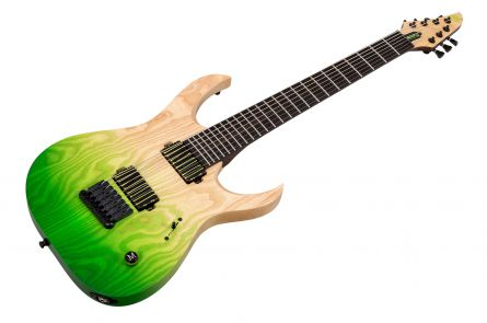 Mayones Duvell 7 Q John Browne Signature - Summer Moss