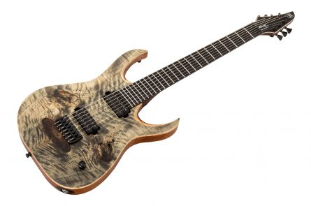 Mayones Duvell 7 Elite - Transparent Graphite Matt