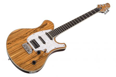 Mayones Legend 6 V22 HSS - Trans Natural Matt
