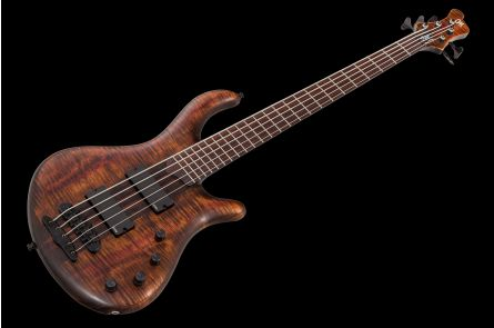 Mayones Patriot 5 Classic - Antique Brown Oil