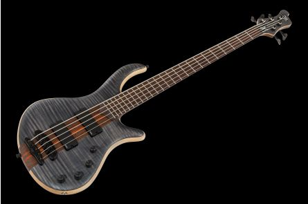 Mayones Patriot 5 Classic - Transparent Black Matt