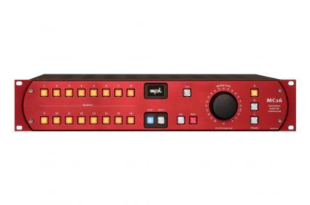 SPL MC16 - Red