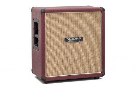 Mesa Boogie Rectifier Cabinet 1X12 Mini Recto Sraight - British Cabernet Bronco