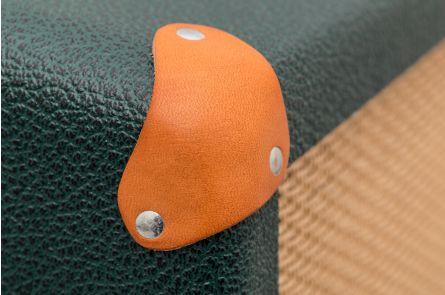 Mesa Boogie Rectifier Cabinet 1X12 Mini Recto Slant - Emerald Bronco