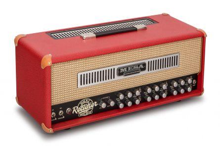 Mesa Boogie Dual Rectifier Head - British Garnet Bronco
