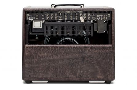 Mesa Boogie Mark Five Combo 1x12 - Charcoal Quilt Maple - Custom Shop
