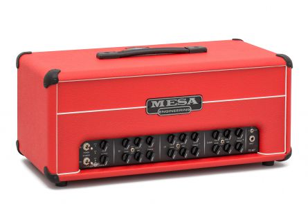 Mesa Boogie Triple Crown TC-50 Head - Red Bronco