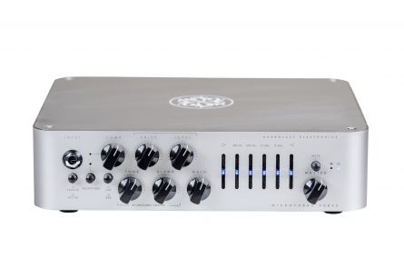 Darkglass Microtubes 900 V2 Bass Head incl. Intelligent Footswitch - b-stock (1x opened box)